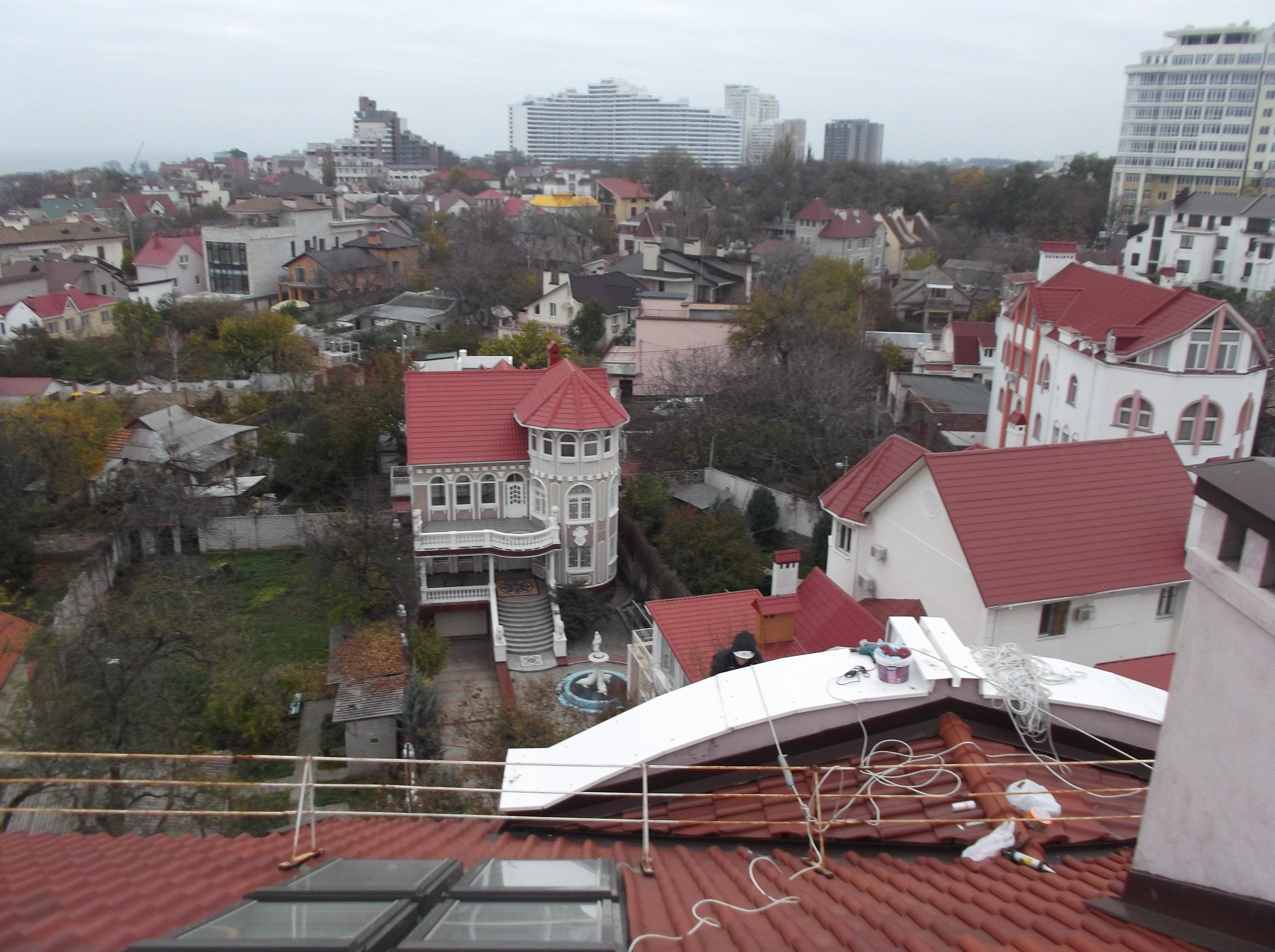 утепление крыши prom-alpinizm.com.ua
